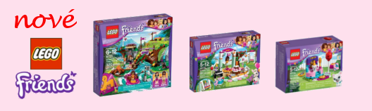 LEGO friends 2016