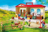 PLAYMOBIL 4897 - Prenosná farma