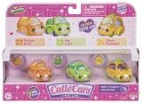 ADC Blackfire Shopkins Cutie Cars S1  3 pack