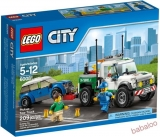 LEGO® CITY 60081 - Odťahový pick-up