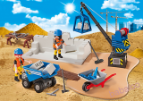 PLAYMOBIL 6144 - Super set stavba