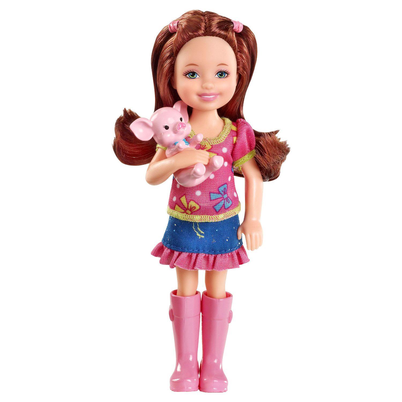 Barbie chelsea a kamarátky - kira