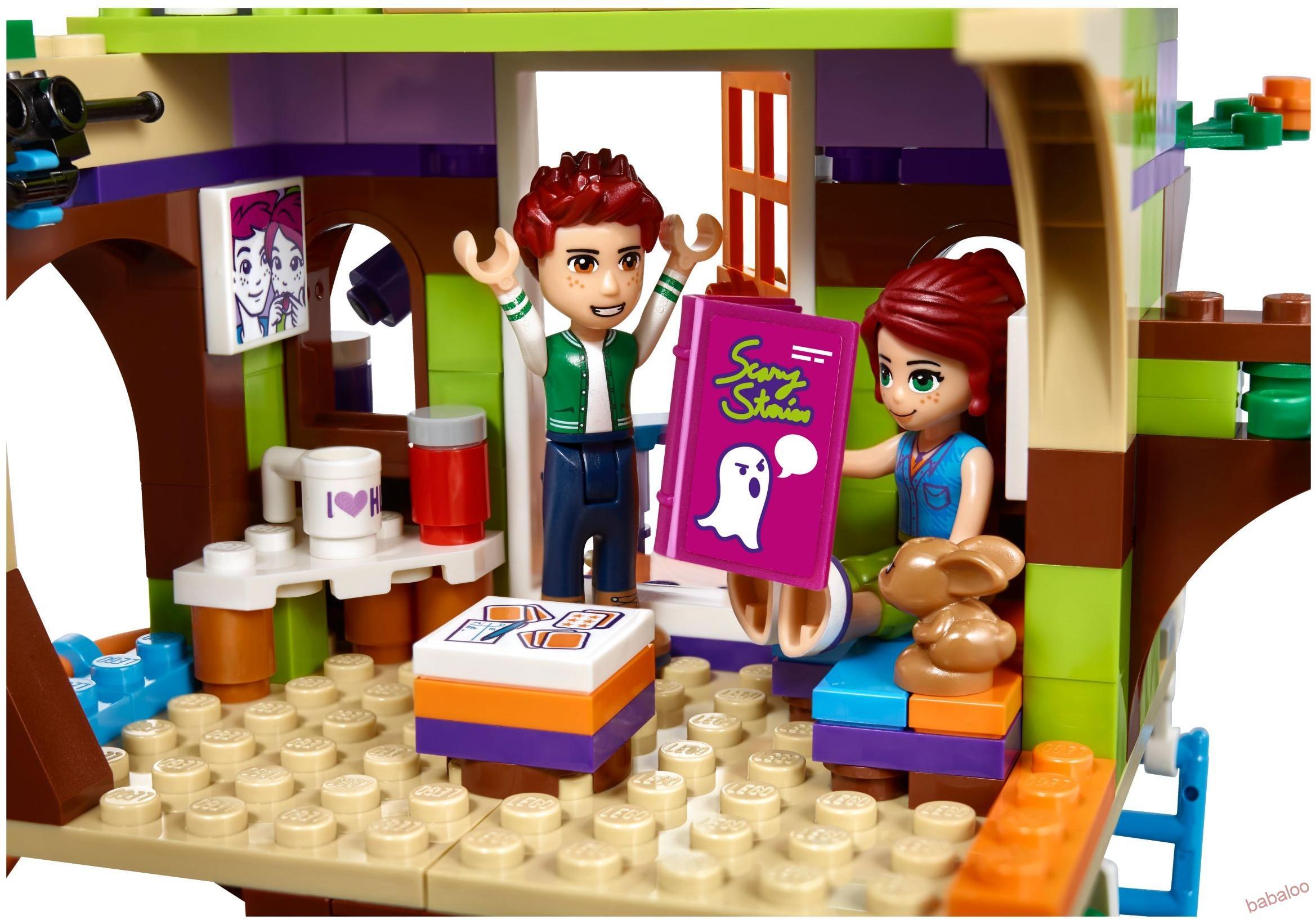 Hračky Pre Dievčatá Lego Friends 41335 Mia A Jej Domček Na