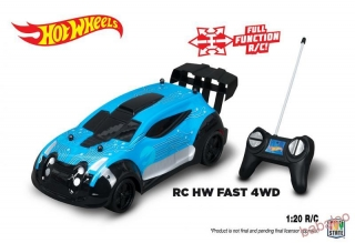 Nikko Hot Wheels   RC Fast 4wd