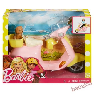 Barbie skúter