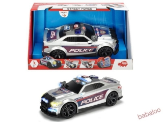 Dickie AS Policajné auto Street Force 33 cm