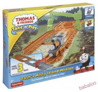 Mattel Fisher Price  Tomáš Track set
