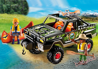 PLAYMOBIL 5558 - Pick-up
