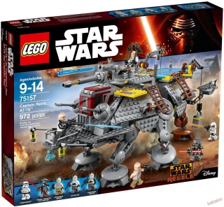 LEGO® Star Wars™ 75157 - AT-TE kapitána Rexa