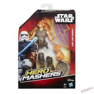 Hasbro Star Wars  Hero mashers figúrky Jar Jar Binks