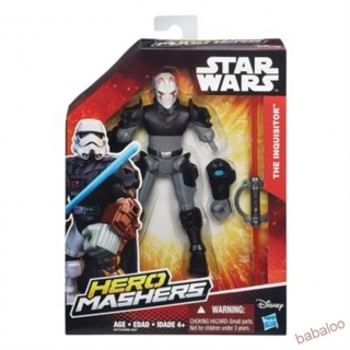 Hasbro Star Wars  Hero mashers figúrky  The Inquisitor