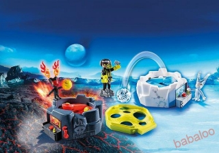 PLAYMOBIL 6831 - Fire & Ice Action Game