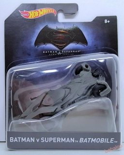 Mattel Hot Wheels prémiové auto  DC Batman 1:50 asst