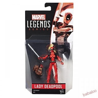 Hasbro Marvel 9,5cm figúrka Lady Deadpool