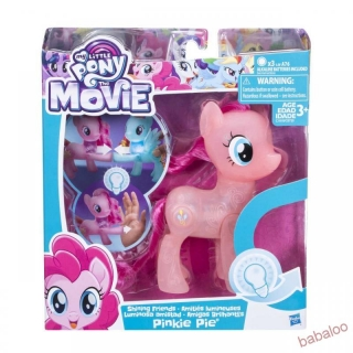 Hasbro My Little Pony Svietiaci pony asst