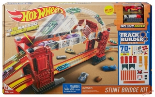 Mattel Hot Wheels - Track builder padací most
