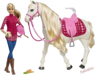 Barbie - Dream horse kôň snov